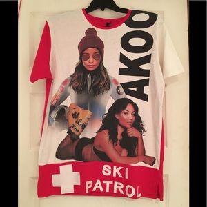 NWT Akoo Tee Shirt